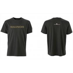 T-Shirt schwarz MALINOIS
