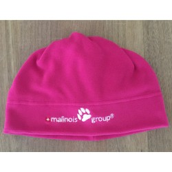 Malinois-Group-Mütze Pink